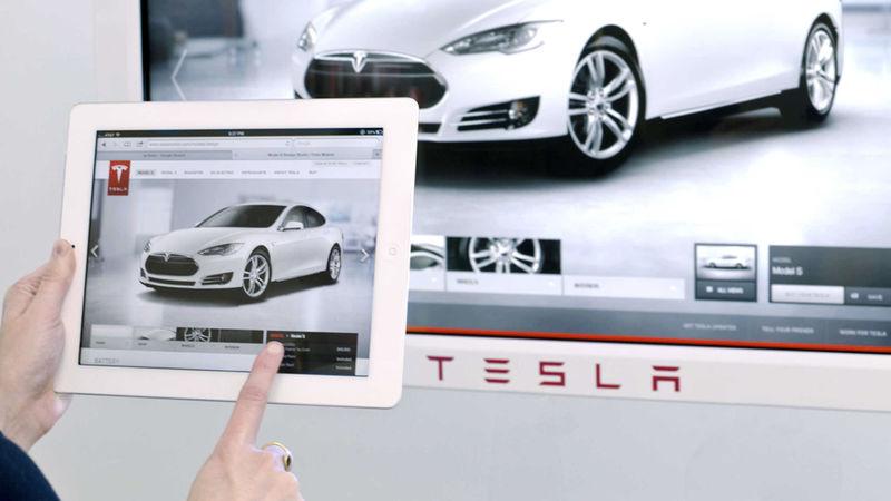 Tesla | Work | Nurun